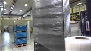 Συσκευασία παλέτας με φιλμ
