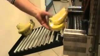 Συσκευασία μπανάνες